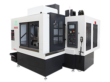 YHV1165 High Efficiency Pentahedral Machining Center for Die Casting